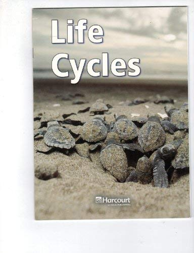 Life Cycles Grade 4: Below Level Reader