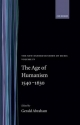 Age of Humanism, 1540-1630 - Gerald Abraham
