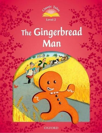 The Gingerbread Man - Sue Arengo