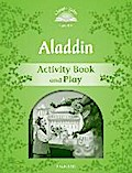 Aladdin Activity Book & Play