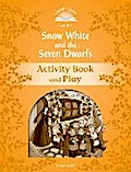 Snow White and the Seven Dwarfs Activity Book & Play