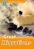 Oxford Read And Discover 5 Great Migrations Audio Pack - Oxford University Press
