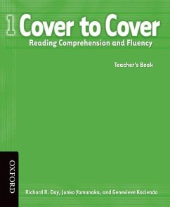 Cover to Cover 1: Reading Comprehension and Fluency - Day, Richard R. Yamanaka, Junko Kocienda, Genevieve