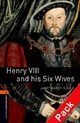 Oxford Bookworms Library: Level 2:: Henry VIII and his Six Wives audio CD pack - Janet Hardy-Gould