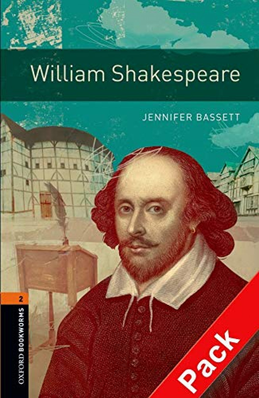 Oxford Bookworms. Stage 2: William Shakespeare CD Pack Editi - Bassett, Jennifer