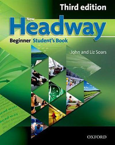 New Headway, Beginner Student's Book - John Soars