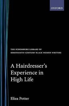 A Hairdresser's Experience in High Life - Dean, Sharon Potter, Elizabeth