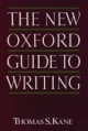 New Oxford Guide to Writing - Thomas S. Kane
