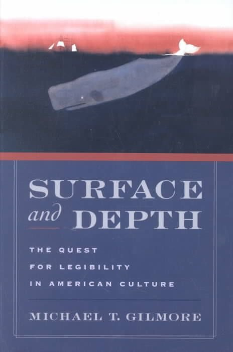 Surface and Depth - Michael T. Gilmore