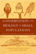 Conservation and Biology of Small Populations: The Song Sparrows of Mandarte Island