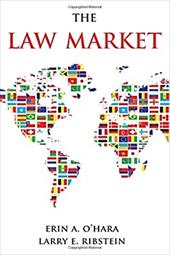 The Law Market - Ribstein, Larry E. / O'Hara, Erin