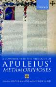 A Companion to the Prologue to Apuleius' Metamorphoses