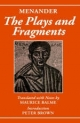 Menander: The Plays and Fragments - Menander