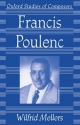 Francis Poulenc - Wilfrid Mellers