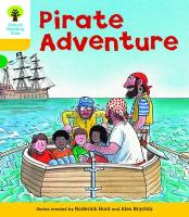Pirate Adventure. Roderick Hunt