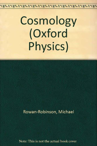 Cosmology (Third Edition)