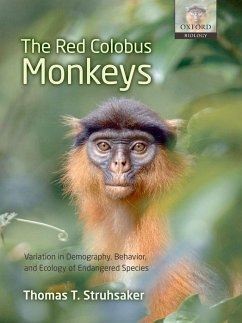 The Red Colobus Monkeys: Variation in Demography, Behavior, and Ecology of Endangered Species - Struhsaker, Thomas T.