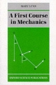First Course in Mechanics - Mary Lunn