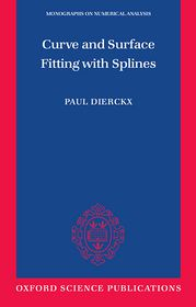 Curve and Surface Fitting with Splines - Paul Dierckx