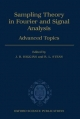 Sampling Theory in Fourier Analysis and Signal Analysis - Rudolph L. Stens; J. R. Higgins