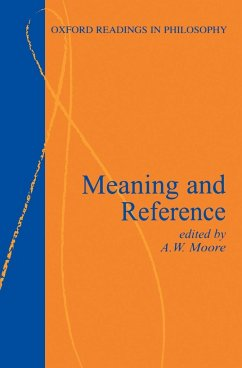 Meaning and Reference - Moore, David S.