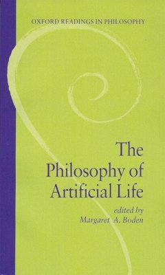 The Philosophy of Artificial Life - Boden, Margaret A. (ed.)