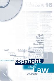 Copyright and Media Law, 2001-2002
