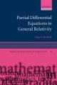 Partial Differential Equations in General Relativity - Alan D. Rendall