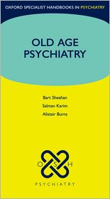 Old Age Psychiatry
