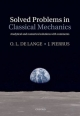 Solved Problems in Classical Mechanics - O.L.De Lange; J. Pierrus