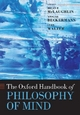 The Oxford Handbook of Philosophy of Mind - Brian McLaughlin; Ansgar Beckermann; Sven Walter