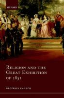 Religion and the Great Exhibition of 1851