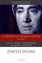 A Treatise of Human Nature - Hume, David / Norton, David Fate / Norton, Mary J.