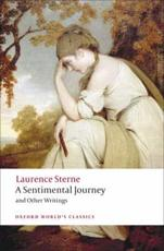 A Sentimental Journey and Other Writings - Laurence Sterne
