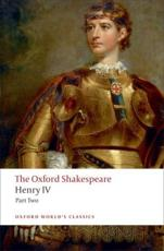 Henry IV, Part 2 - William Shakespeare (author), René Weis (editor)