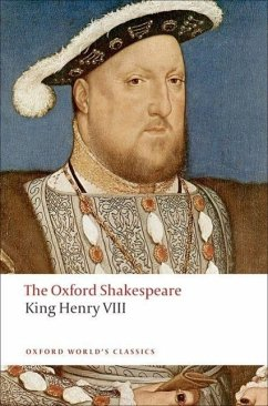 The King Henry VIII: The Oxford Shakespeare - Shakespeare, William