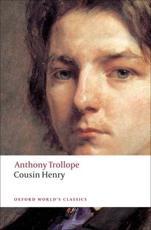 Cousin Henry - Anthony Trollope (author), Julian Thompson (editor)