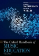 The Oxford Handbook of Music Education, Volume 1 - Gary E. McPherson; Graham F. Welch
