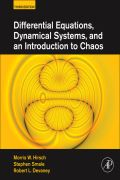 Differential Equations, Dynamical Systems, and an Introduction to Chaos - Hirsch, Morris W.; Smale, Stephen; Devaney, Robert L.