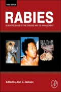 Rabies: Scientific Basis of the Disease and Its Management - Jackson, Alan C.