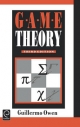 Game Theory - Guillermo Owen
