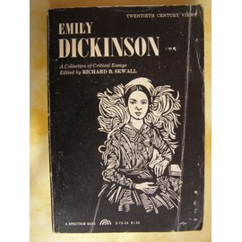 Emily Dickinson : A Collection Of Critical Essays - Judith Farr