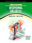 Interviewing for Success (Neteffect Series)