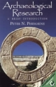 Archaeological Research - Peter N. Peregrine
