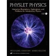Physlet Physics : Interactive Illustrations, Explorations and Problems for Introductory Physics - Christian, Wolfgang; Belloni, Mario