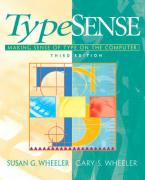 Typesense: Making Sense of Type on the Computer