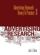 Advertising Research - Joel J. Davis