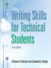 Writing Skills for Technical Students - Delaware Technical and Community College