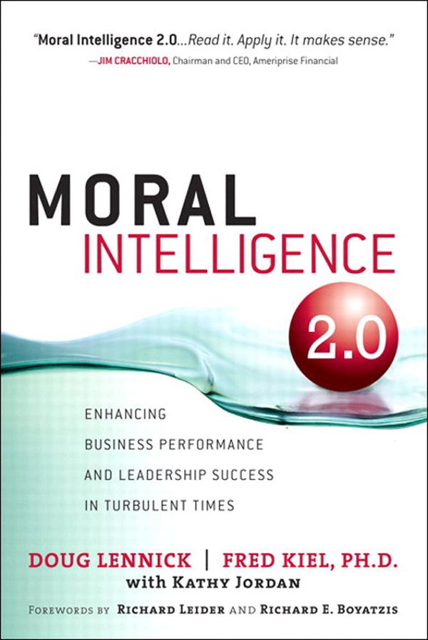 Moral Intelligence 2.0 als eBook von Doug Lennick, Fred Kiel Ph.D. - Pearson Technology Group