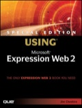 Special Edition Using Microsoft Expression Web 2 - Jim Cheshire